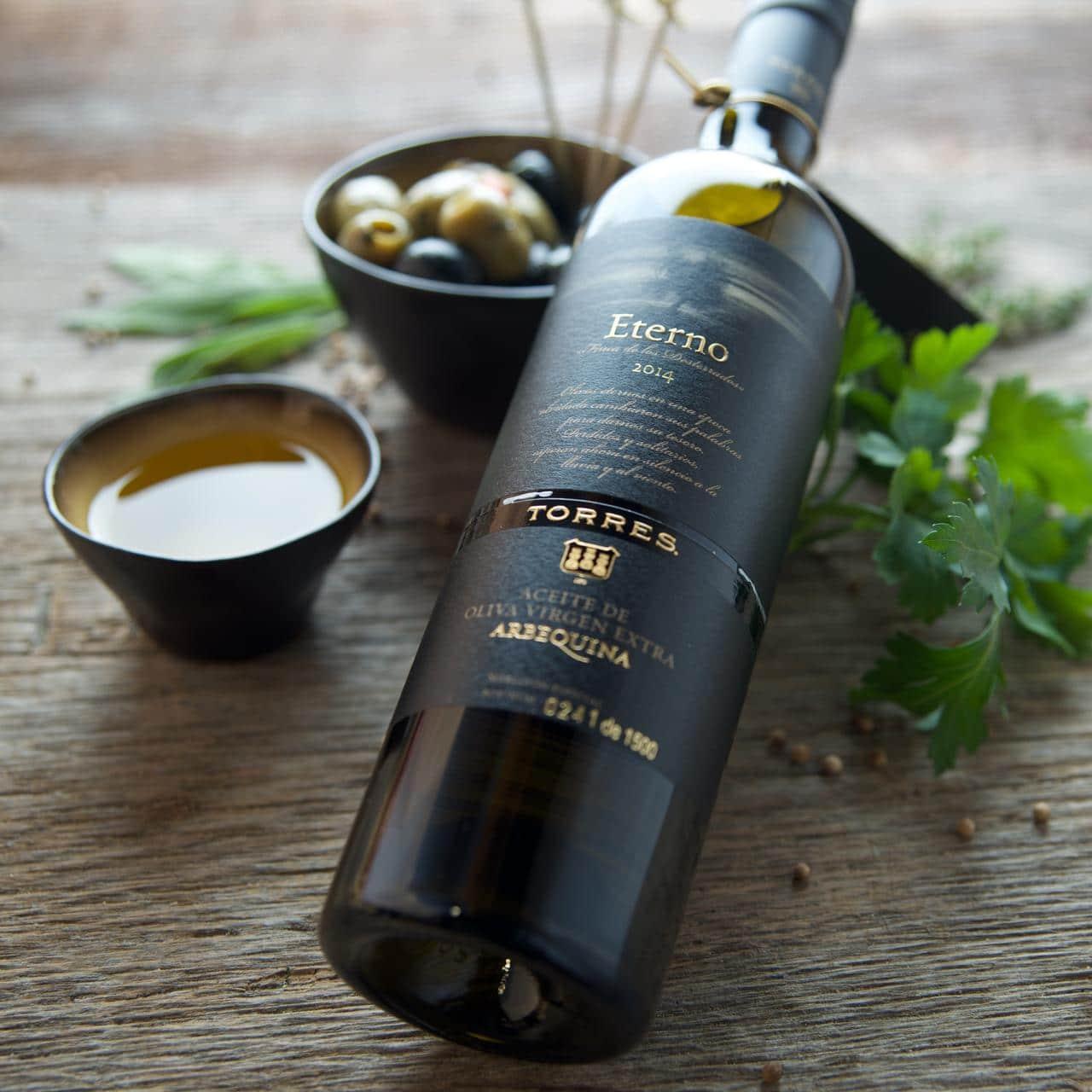 Eterno olijfolie