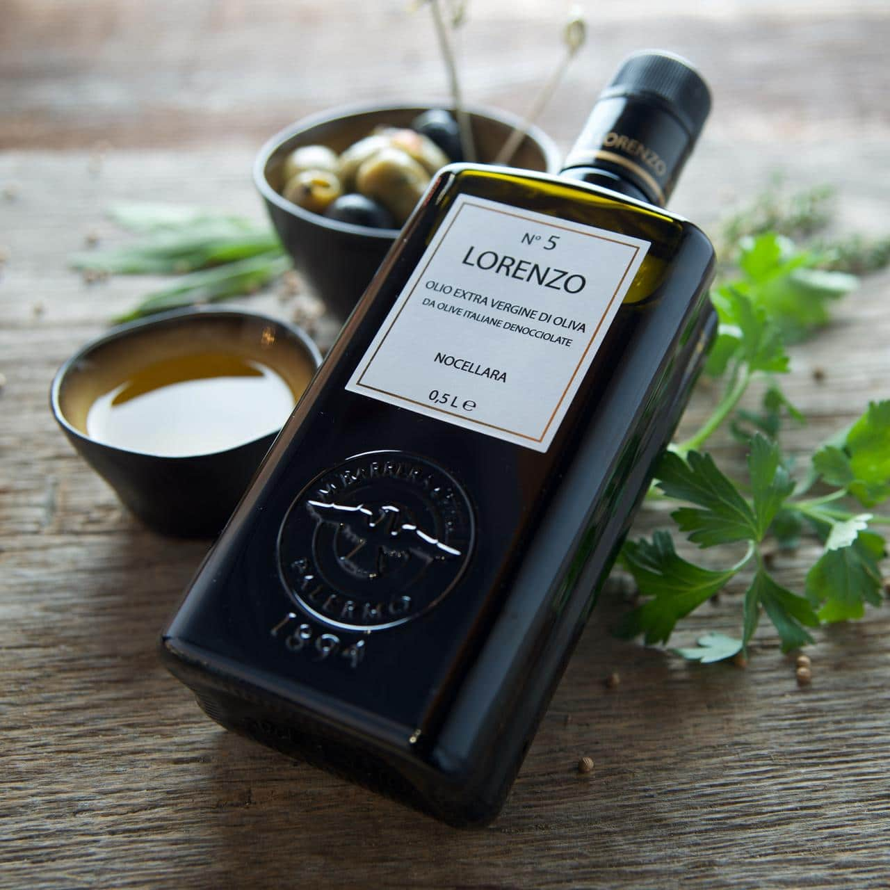 Lorenzo olijfolie