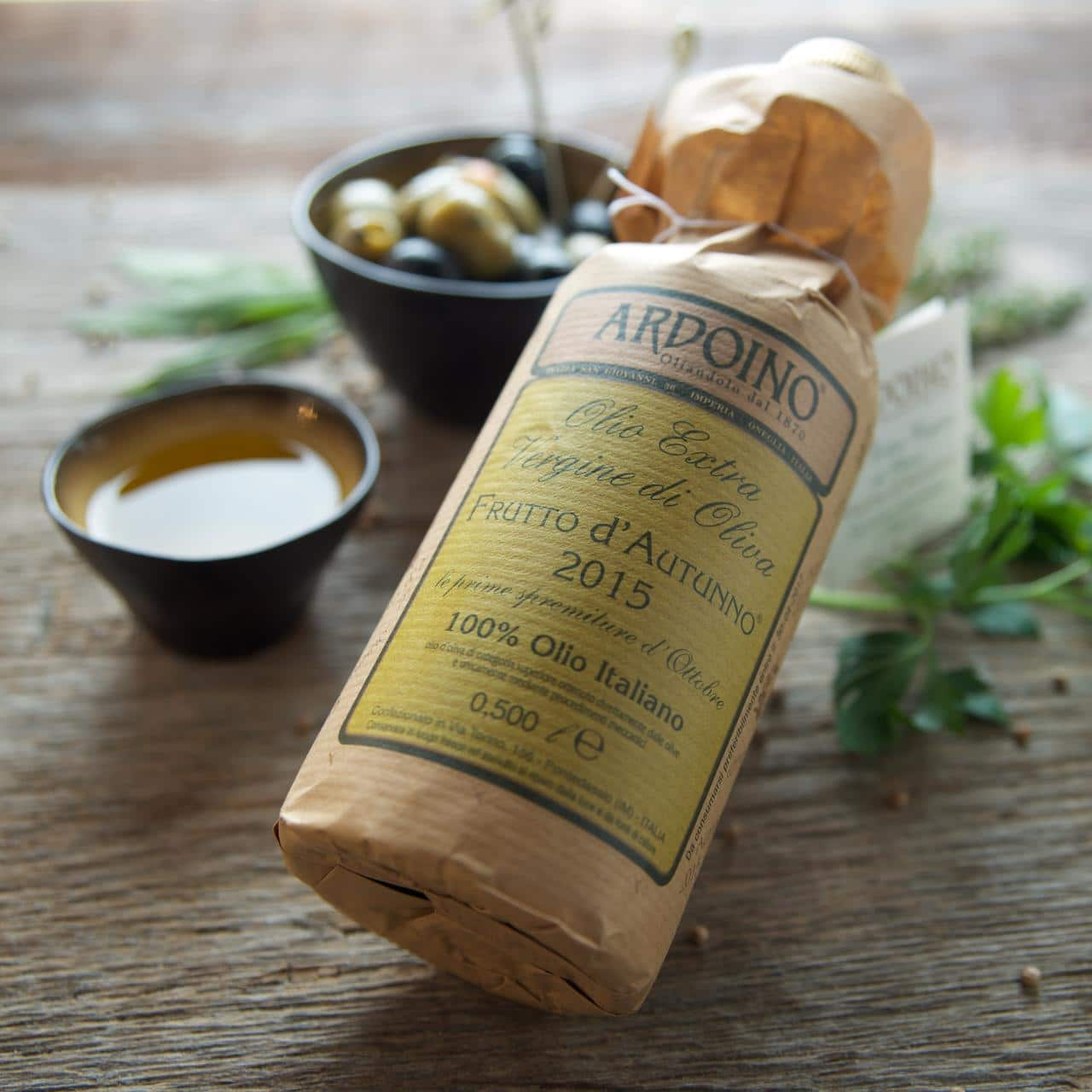 Frutto d'Autunno olijfolie