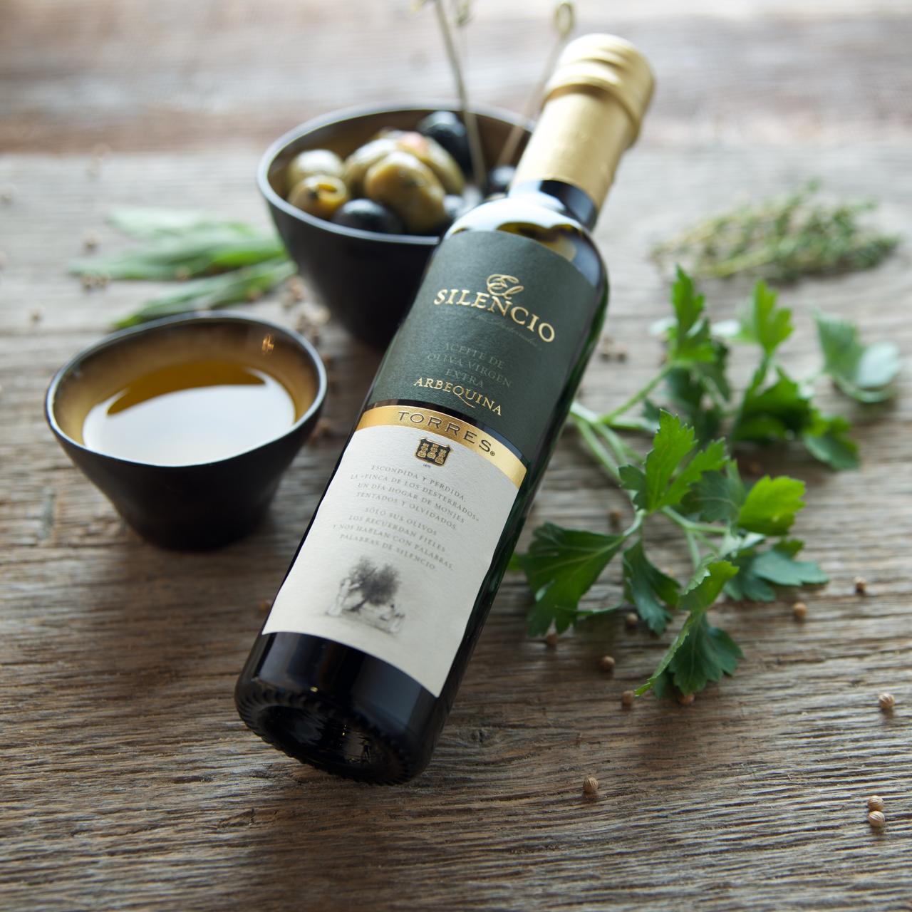 Silencio olijfolie