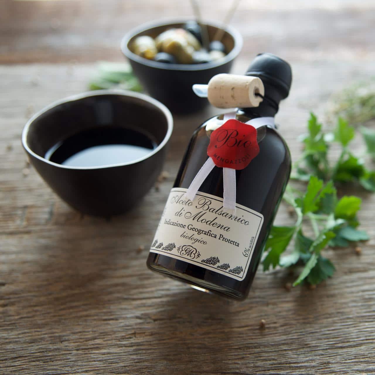 Aceto Balsamico BIO olijfolie
